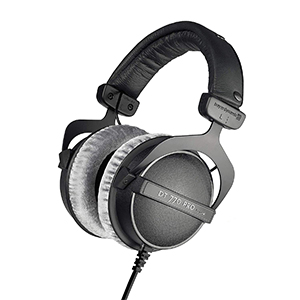 Beyerdynamic DT 770 PRO Over-Ear Studio Wired Headphones for recording and monitoring
