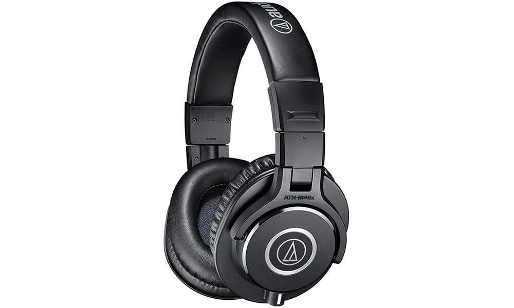 Audio-Technica ATH-M40x Professional Studio Monitor Headphone