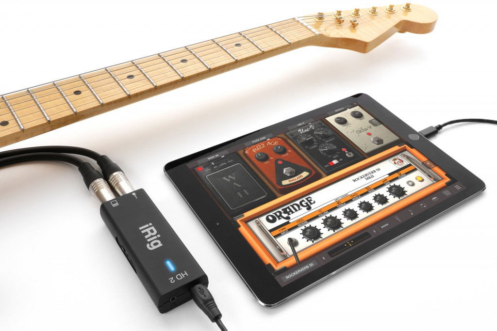 iRig-HD-2-Play-and-record-at-a-higher-level-with-smartphone-or-tablet
