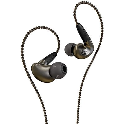 MEE audio Pinnacle P1 High Fidelity Audiophile In-Ear Headphones