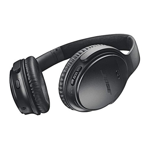 Bose Quiet Comfort 35 II Wireless Bluetooth Headphones with Noise-Cancelling