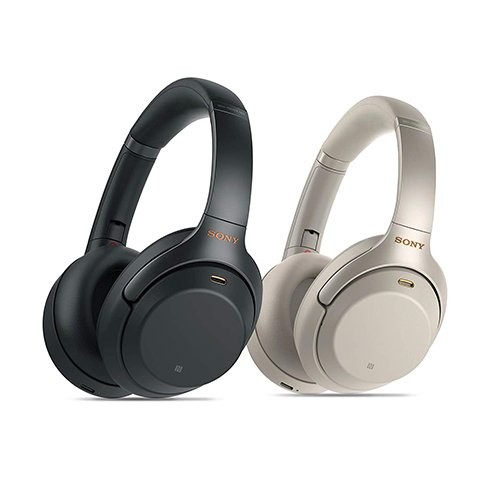Sony WH1000XM3 Wireless Bluetooth Over-ear Headphones with Active Noise Cancellation